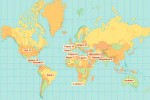 Названы самые опасные для британских туристов страны