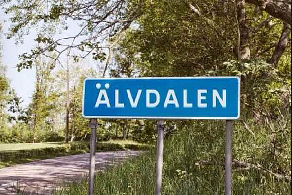 Эльвдален