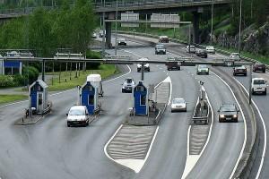 На дорогах Бергена