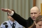 Брейвик судится с норвежским государством и не отказывается от своих нацистских взглядов