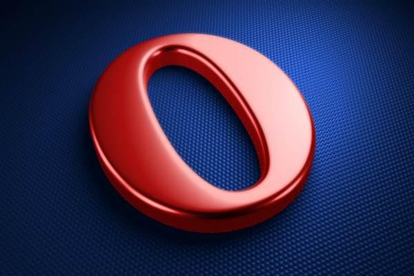 Логотип браузера Opera