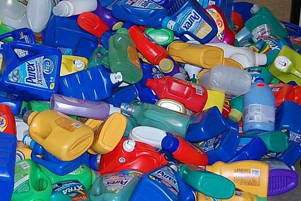 Ежегодно в мире производится 311 млн тонн пластика