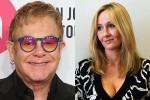 Сэр Элтон Джон и Джоан Роулинг возглавили рейтинг британских благотворителей