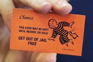 Пропуск на выход из тюрьмы