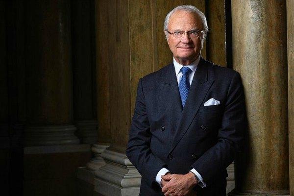 Король Швеции Карл XVI Густав отпраздновал 70-летний юбилей