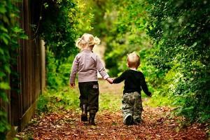 Счастливое детство в Дании