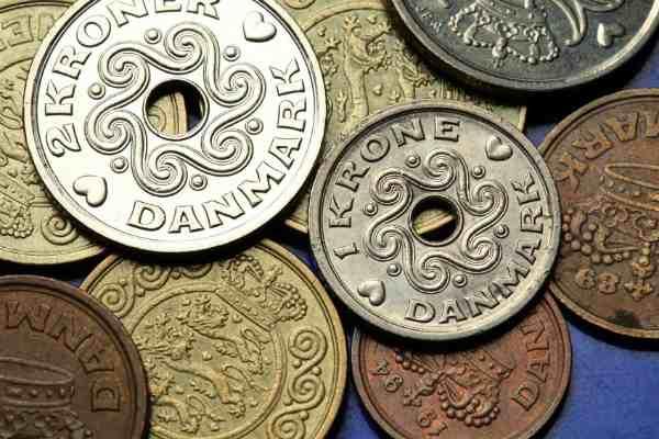 Датские монеты