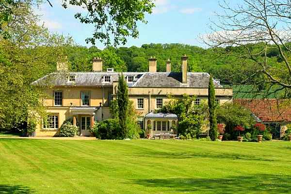 Дом в графстве Хэмпшир за 5.25 миллионов фунтов