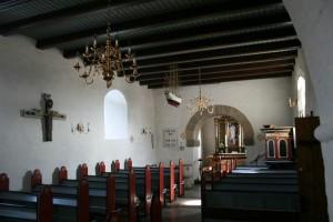 Церковь Hasle Church, Борнхольм, Дания