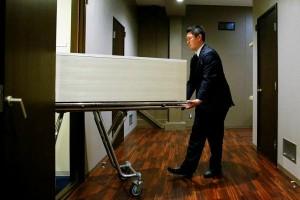 Японская гостиница для трупов Sousou