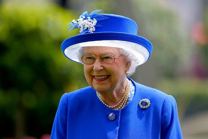 Королева Елизавета II 2016