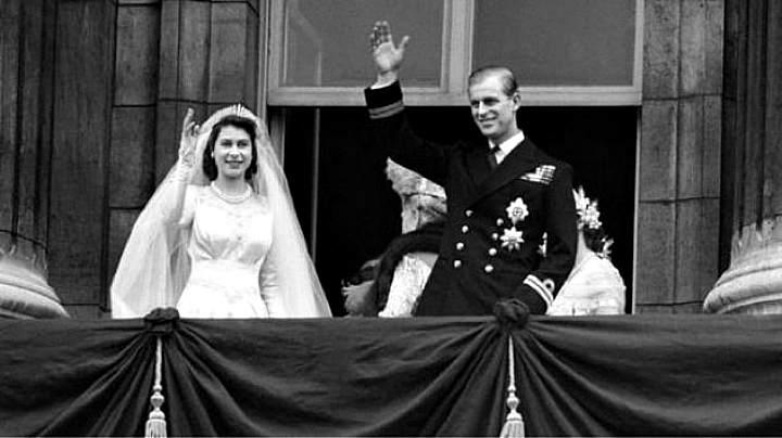 Свадьба принцессы Елизаветы и герцога Эдинбургского (1947 г.)