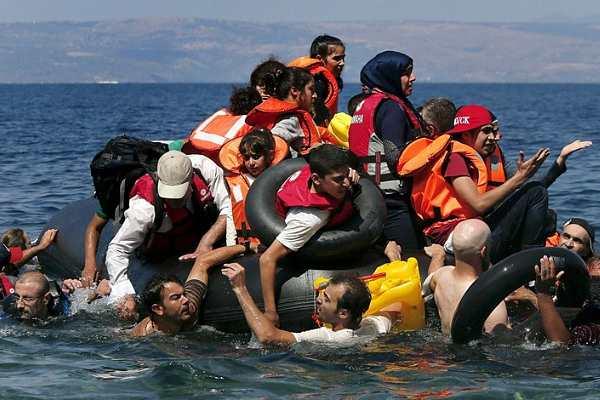 Кто-то из этих беженцев наверняка в скором времени станет гражданином Швеции