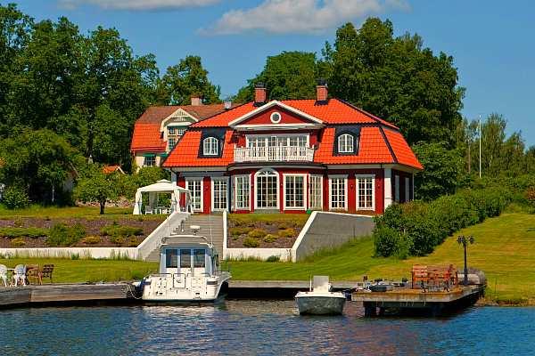 Шведский дом