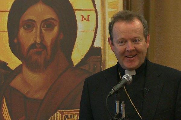 Архиепископ Ирландии Имон Мартин