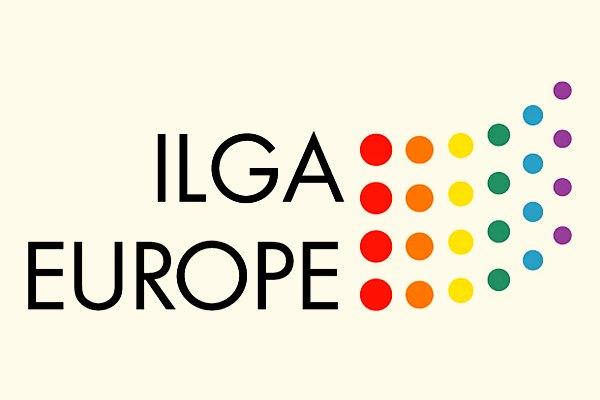 Логотип ILGA-Europe