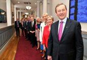 Опрос: 52% ирландцев абсолютно не доверяют правительству
