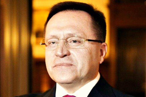 Посол России в Дании Михаил Ванин