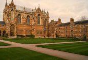 Оксфордский университет второй в списке самых престижных вузов мира