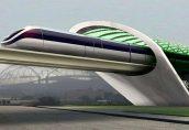 Датские архитекторы присоединились к проекту вакуумного поезда Hyperloop