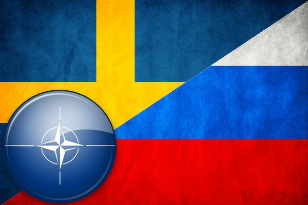 Россия, Швеция, НАТО