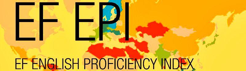 Индекс владения английским языком по странам. EF English Proficiency Index