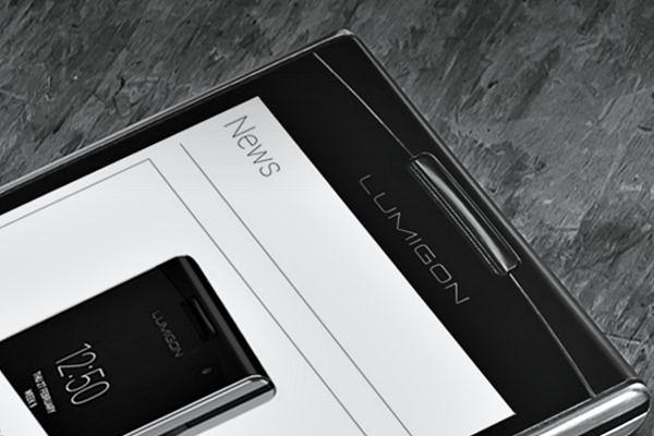 Смартфон Lumigon T3