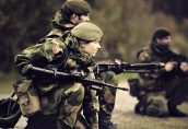 Норвегия вновь увеличила оборонный бюджет