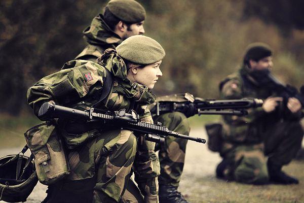Вооруженные силы Норвегии