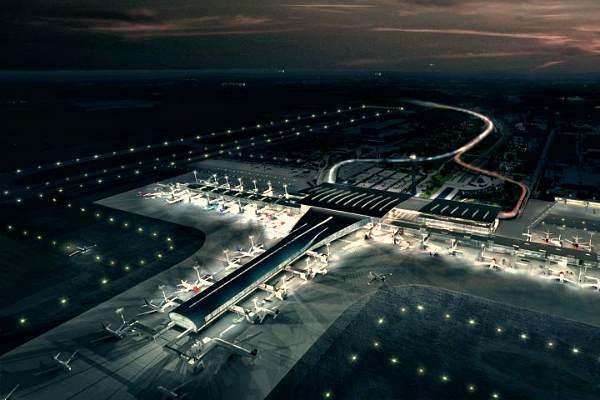 Международный аэропорт Осло