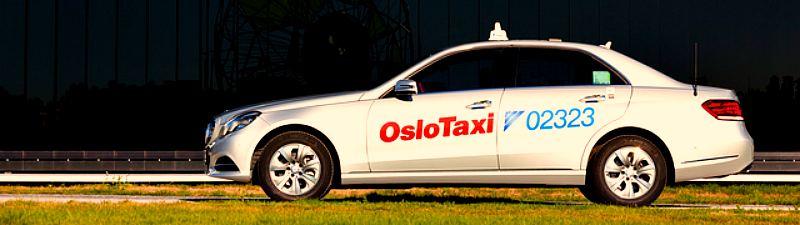 Такси в Осло