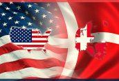 Опрос. Большинство датчан поддерживают тесные отношения с США