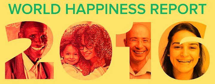 Рейтинг самых счастливых стран мира. The World Happiness Report