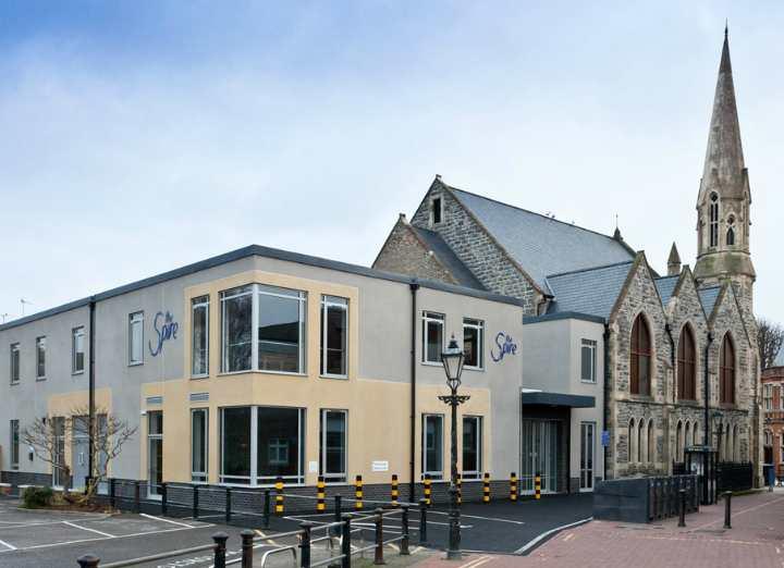 Пристрой к церкви Poole Methodist Church,  Пул, графство Дорсет, Англия