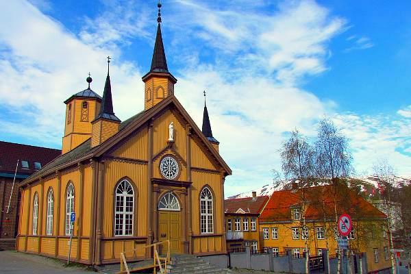 Католическая церковь, Тромсё