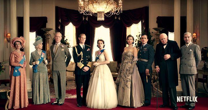 Актеры сериала «Корона»