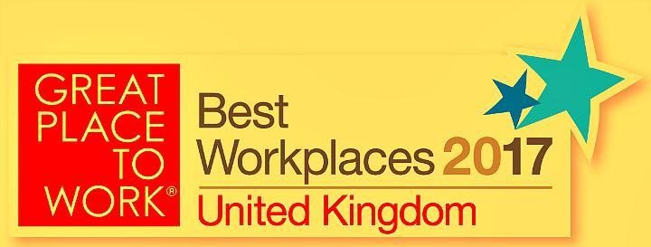 Лучшие работодатели Великобритании